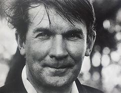 Bengt Lindström, artist, Storsjö kapell, 1925-2008, foto © Hans Erixon