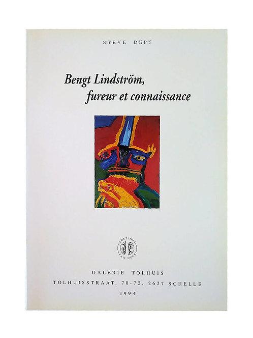 Bok: Bengt Lindström, fureur et connaissance