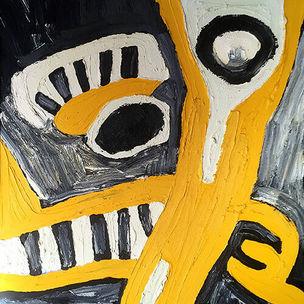 Bengt Lindström Art Work The Yellow Bottle, 1993  @ Curt Aspelin foto Pekka Ronkainen