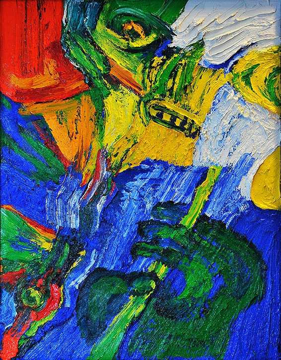 Bengt Lindström  original Art Work, The Nuggle