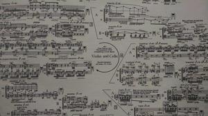 George Crumb Score