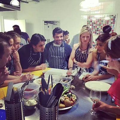 Cookery classes, Sobremesa, Chef Malcolm, Bexhill, East Sussex