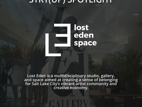 STRT(up) Spotlight - Lost Eden