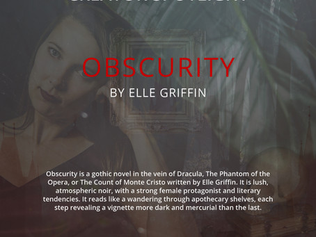 Creator Spotlight - Obscurity By Elle Griffin