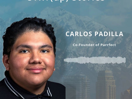 STRT(up) Stories: Carlos Padilla - Co-Founder of Purrfect