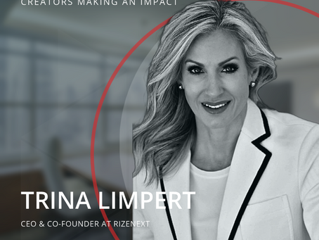 STRT Spotlight - Creators Making an Impact, Trina Limpert
