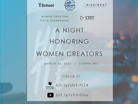 Founders' Friday Twenty-Four at Silicon Slopes with V School & RizeNext Tech-Moms