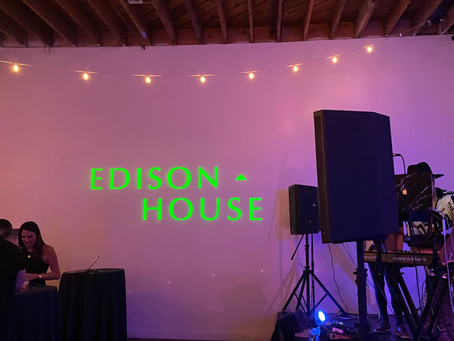 Edison House Kickoff Party