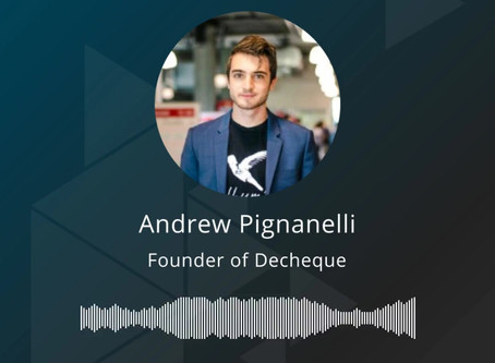 STRT(up) Stories: Andrew Pignanelli