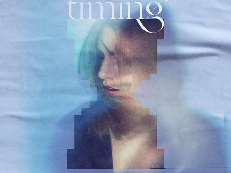 """Pre save - Angie Petty's newest debut album """"Timing"""""""