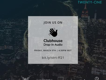 Founders' Friday Twenty-One