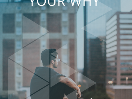 STRT with your WHY