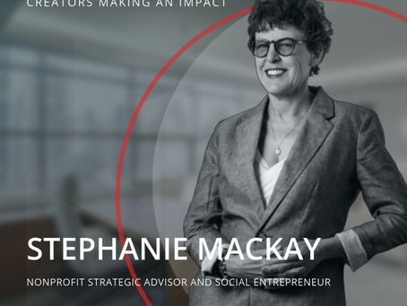 STRT Spotlight - Creators Making an Impact, Stephanie Mackay