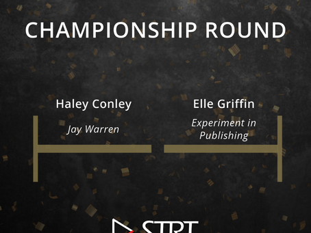 Championship Round - Women Creators Pitch Tournament