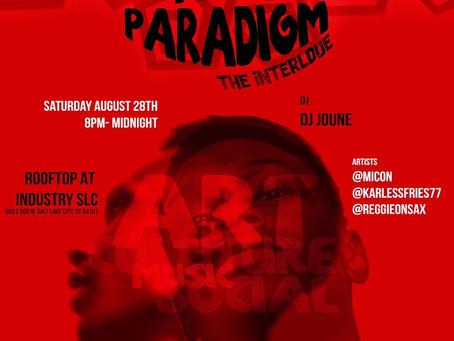 Afro Paradigm | Interlude | Social Celebration Event