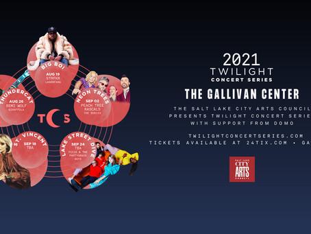 Twilight Concert Series 2021