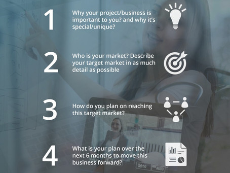 Women Creators Pitch Tournament - What to Include in Your Pitch