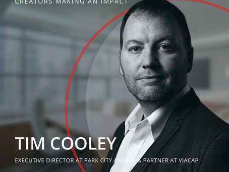 STRT Spotlight - Creators Making an Impact, Tim Cooley