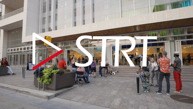 STRT + Open Streets // Founders' Friday - Battle in the Ring