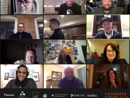 Founders' Friday Seven