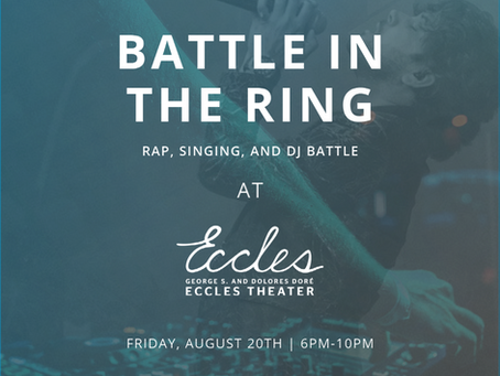 """Calling Artists for Founders' Friday: """"Battle in the Ring"""" + Open Streets"""