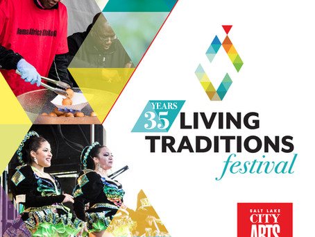 Living Traditions Festival Hosted by Salt Lake City Arts Council