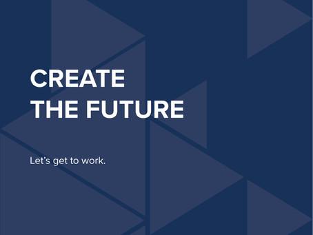 STRT Values - Create the Future.