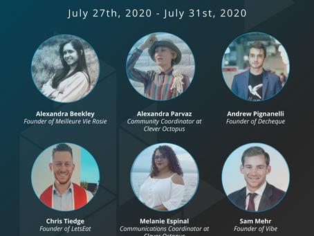 STRT Week Roundtables - July 2020