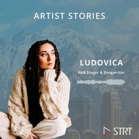 Artist Stories: Ludovica - R&B Singer & Songwriter