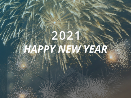 Happy New Year from the STRT team!
