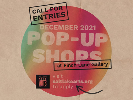 Finch Lane Pop-Up Shops - Calling for Artist Submissions