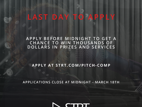 Women Creators Pitch Tournament - Submissions due tonight at 12am MST