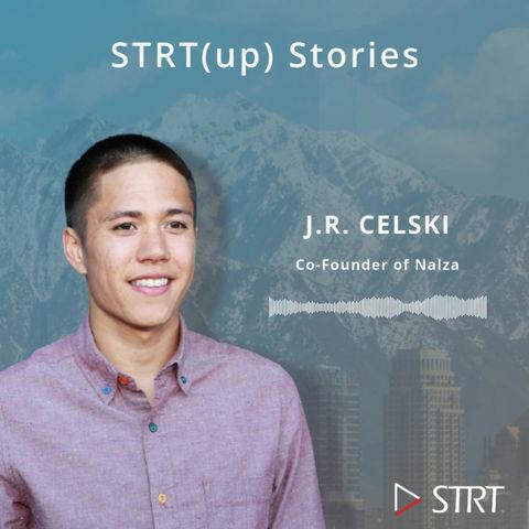 STRT(up) Stories: J.R. Celski - Co-Founder of Nalza