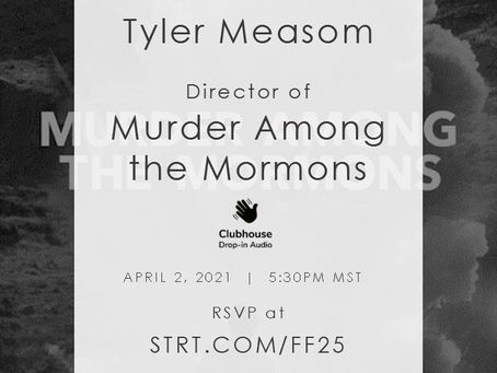 A chat with the Director of the Netflix hit - Murder Among the Mormons