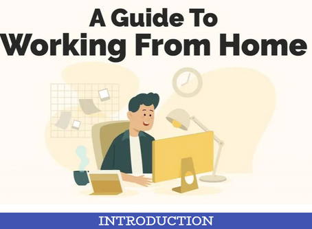 A Guide for STRT(ers) Working From Home