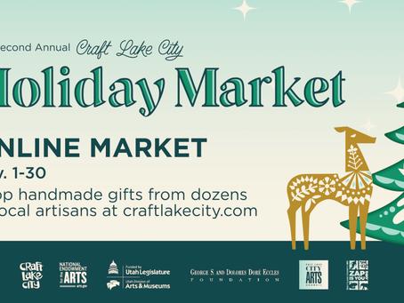 Craft Lake City - Online Holiday Market