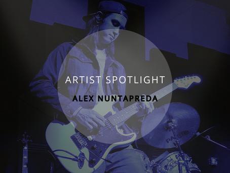 Artist Spotlight: Alex Nuntapreda