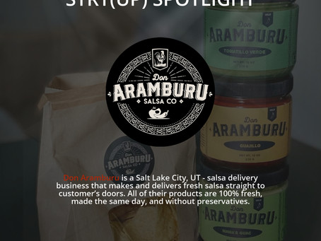STRT(up) Spotlight: Don Aramburu Salsa