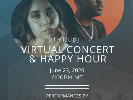 Join us at our Virtual STRT Session - June 23rd