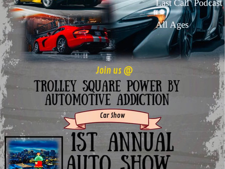 DuVin Pintor Wine & Art Gallery: First Annual Auto Show