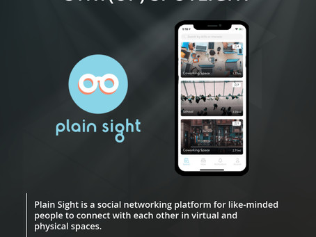 STRT(up) Spotlight: Plain Sight