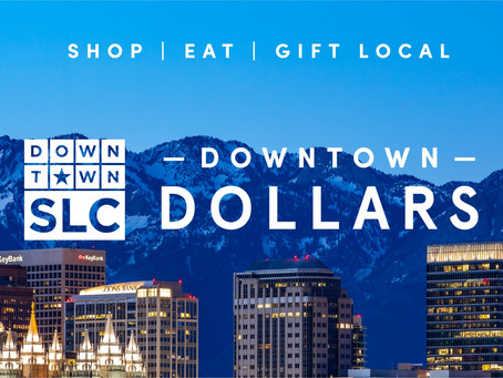 This Holiday Season Support Local with Downtown Dollars - The Downtown Alliance SLC