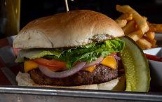 Lunch Hilton NY 14468