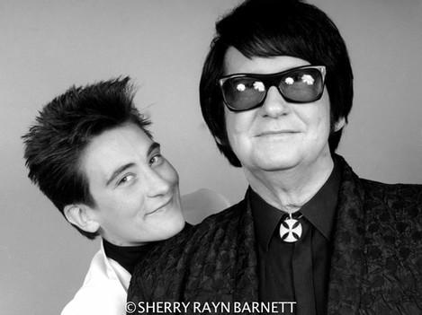 k.d. Lang & Roy Orbison 1987.jpg