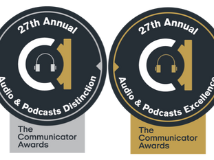 The Hub for Important Ideas Podcast Wins Two Awards