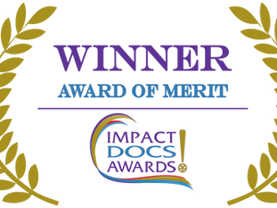 Documentary Series wins two Impact DOCS Awards