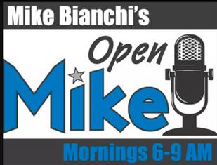 Open Mike on I Heart Radio
