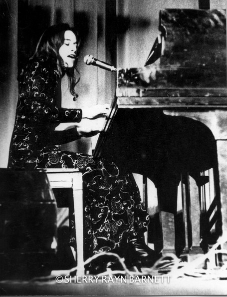 Carole King 1970, Queens College, NYC