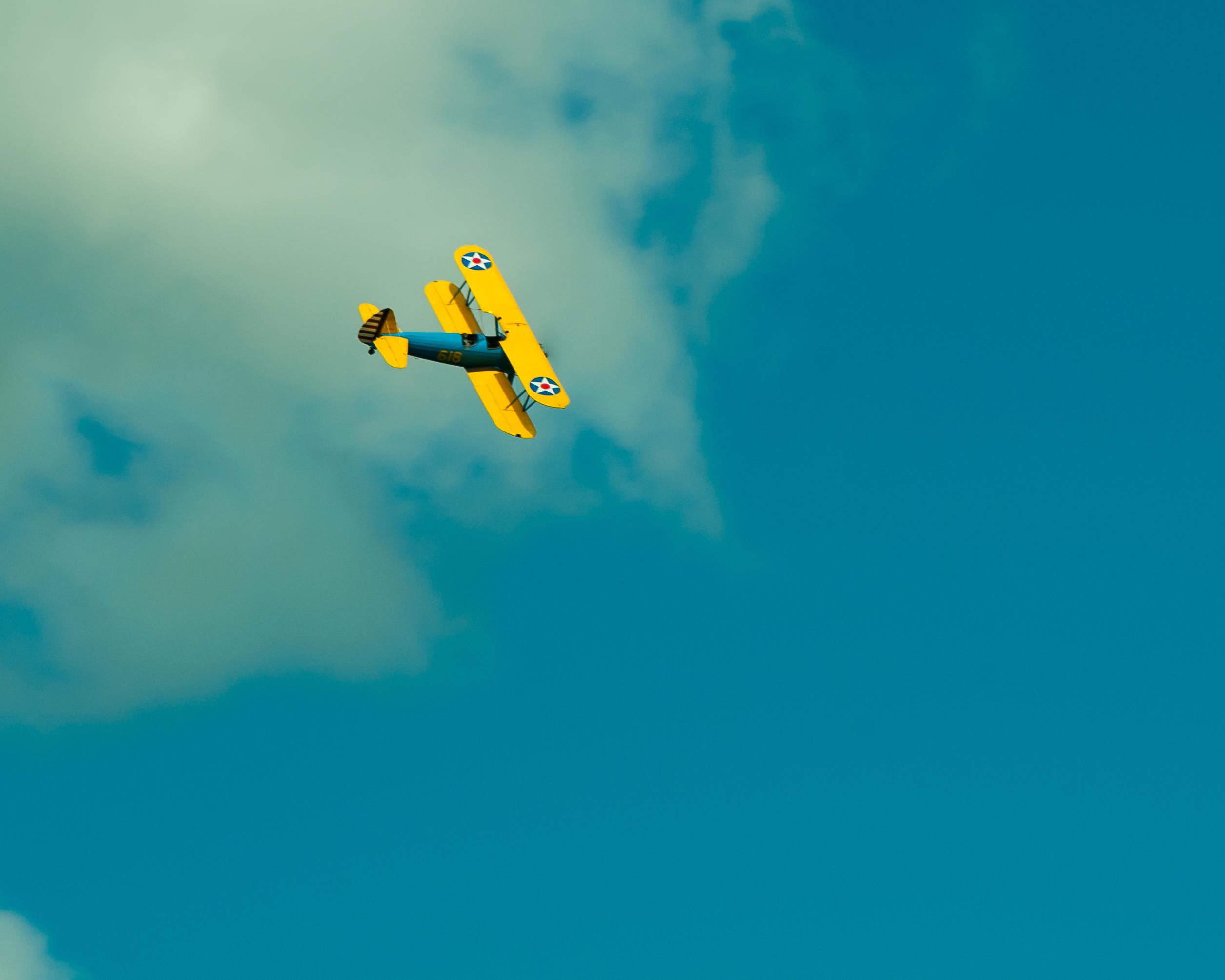 # - 159 - 616 - Blue & Yellow
