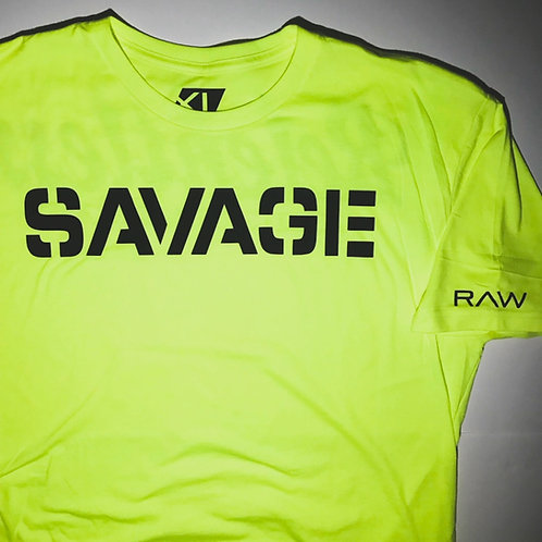 """SAVAGE"" Fitted T"